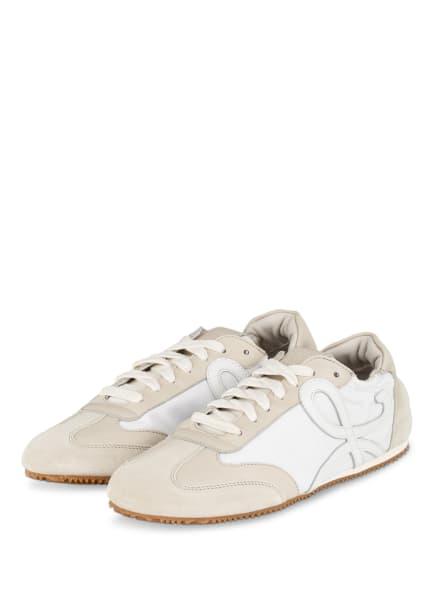 LOEWE Sneaker BALLET RUNNER, Farbe: WEISS/ CREME (Bild 1)