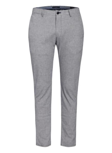JOOP! Chino STEEN Slim Fit, Farbe: WEISS/ DUNKELBLAU (Bild 1)