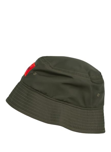 HUGO Bucket-Hat MEN-X, Farbe: OLIV (Bild 1)