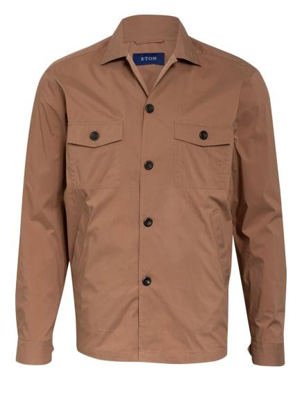 ETON Overjacket, Farbe: BRAUN (Bild 1)