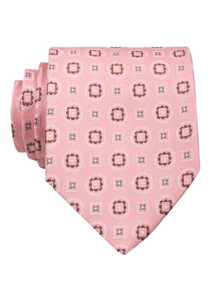 ETON Krawatte, Farbe: ROSA/ BRAUN/ GRAU (Bild 1)