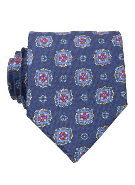 ETON Krawatte, Farbe: DUNKELBLAU/ HELLBLAU/ ROT (Bild 1)