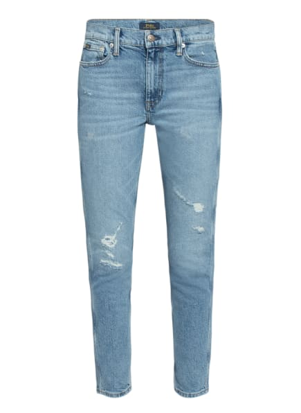 POLO RALPH LAUREN 7/8-Skinny Jeans, Farbe: 001 MEDIUM INDIGO (Bild 1)