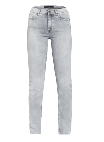 Marc O'Polo Skinny Jeans SKARA, Farbe: 052 Light Grey Wash (Bild 1)
