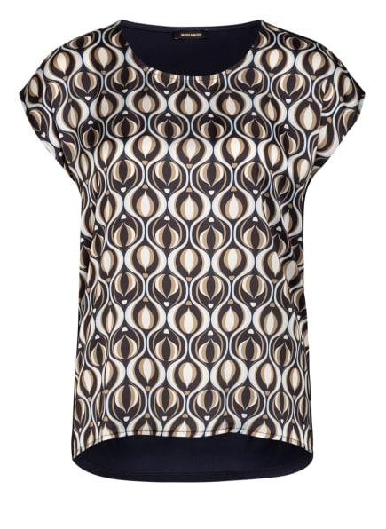 MORE & MORE Blusenshirt , Farbe: DUNKELBLAU/ SCHWARZ/ WEISS (Bild 1)