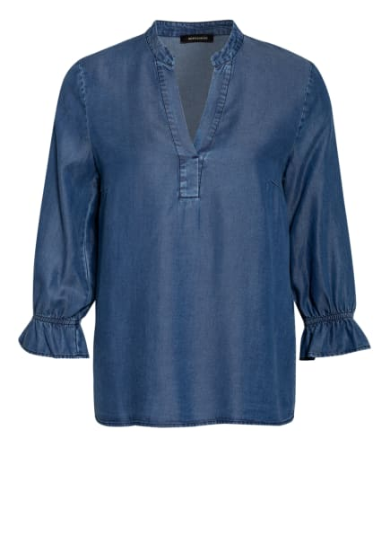 MORE & MORE Blusenshirt , Farbe: BLAU (Bild 1)