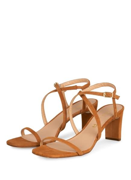 UNISA Sandaletten MONROY , Farbe: COGNAC (Bild 1)