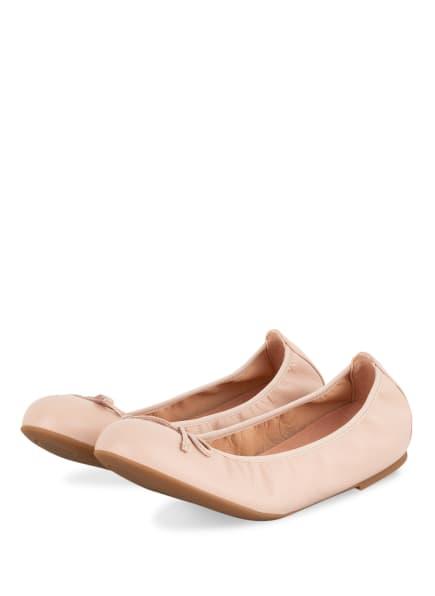UNISA Ballerinas , Farbe: HELLROSA (Bild 1)
