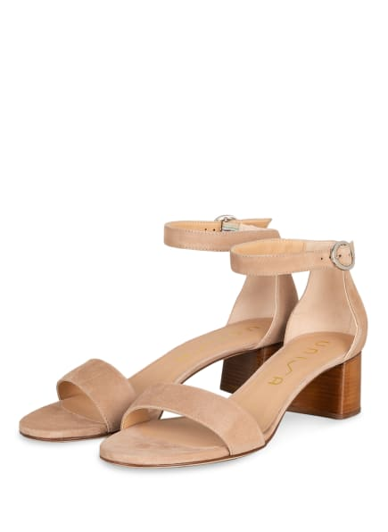 UNISA Sandaletten GELETE, Farbe: BEIGE (Bild 1)