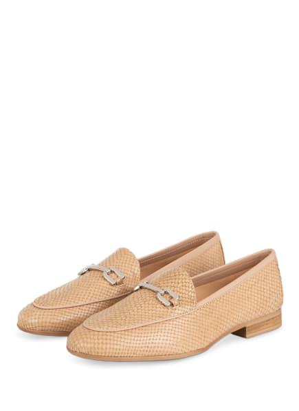 UNISA Loafer DALCY , Farbe: CAMEL (Bild 1)