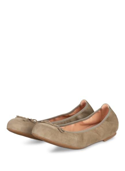 UNISA Ballerinas ACOR, Farbe: BEIGE (Bild 1)