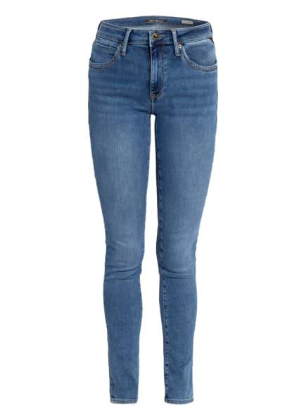 mavi Skinny Jeans NICOLE, Farbe: 33261 mid chic lux (Bild 1)