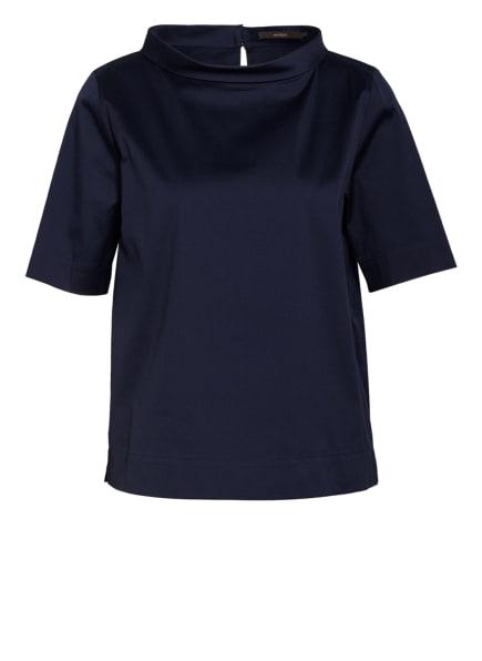 windsor. Blusenshirt AUDREY, Farbe: DUNKELBLAU (Bild 1)