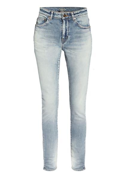 SAINT LAURENT Skinny Jeans, Farbe: 4741 BRIGHT BLUE (Bild 1)