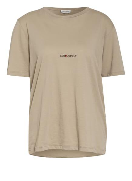 SAINT LAURENT T-Shirt, Farbe: BEIGE (Bild 1)