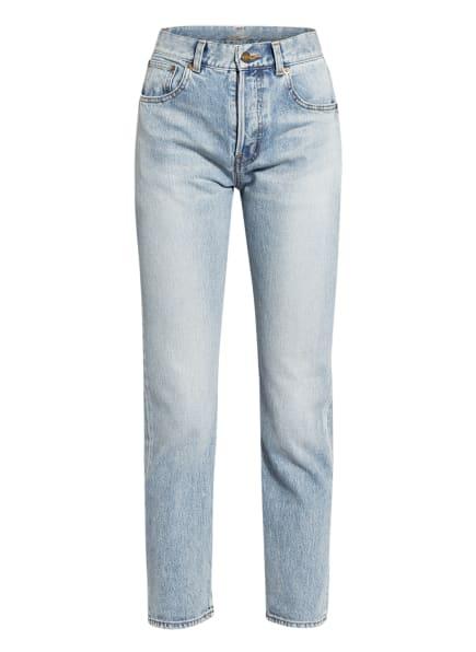 SAINT LAURENT 7/8-Jeans, Farbe: 4681 HAWAII BLUE (Bild 1)