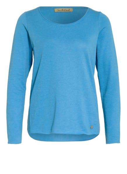 Smith&Soul Pullover , Farbe: HELLBLAU (Bild 1)