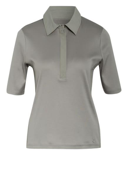 efixelle Jersey-Poloshirt, Farbe: KHAKI (Bild 1)