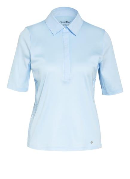 efixelle Jersey-Poloshirt, Farbe: HELLBLAU (Bild 1)