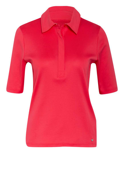 efixelle Jersey-Poloshirt, Farbe: ROT (Bild 1)