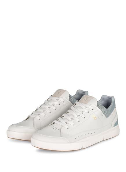 On Running Sneaker THE ROGER CENTRE COURT, Farbe: WEISS/ BLAUGRAU (Bild 1)