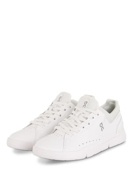 On Sneaker THE ROGER ADVANTAGE, Farbe: WEISS (Bild 1)