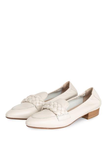 DONNA CAROLINA Loafer, Farbe: CREME (Bild 1)