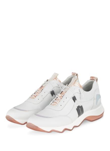 DONNA CAROLINA Plateau-Sneaker, Farbe: WEISS (Bild 1)