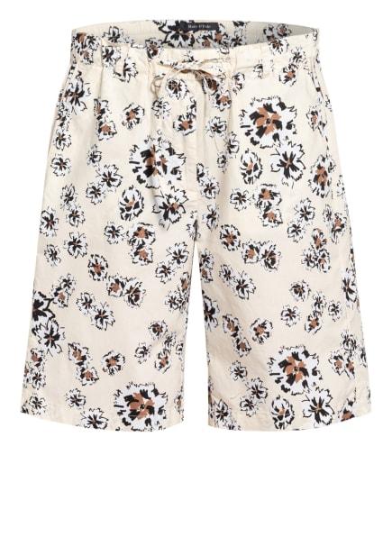 Marc O'Polo Shorts, Farbe: ECRU/ BRAUN/ SCHWARZ (Bild 1)