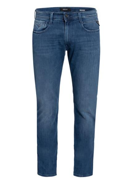 REPLAY Jeans ANBASS Extra Slim Fit , Farbe: 007 DARK BLUE (Bild 1)