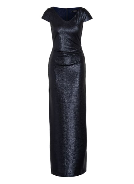 SWING Abendkleid, Farbe: DUNKELBLAU (Bild 1)