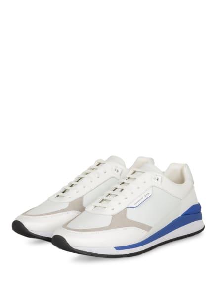 BOSS Sneaker RUNN GT3, Farbe: WEISS/ BLAU/ GRAU (Bild 1)
