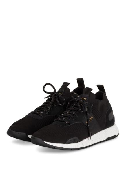 BOSS Sneaker, Farbe: SCHWARZ (Bild 1)
