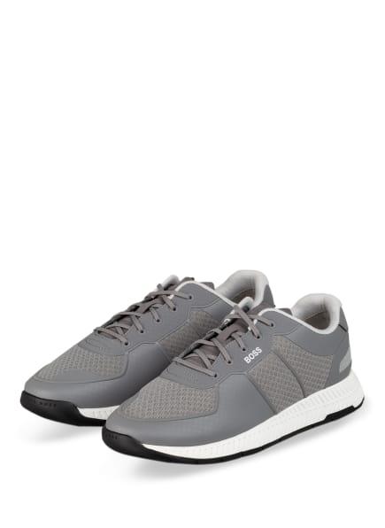 BOSS Sneaker RUNN, Farbe: GRAU (Bild 1)