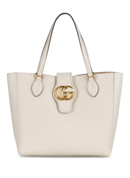 GUCCI Shopper DAHLIA mit Pouch, Farbe: 9022 MYSTIC WHITE (Bild 1)