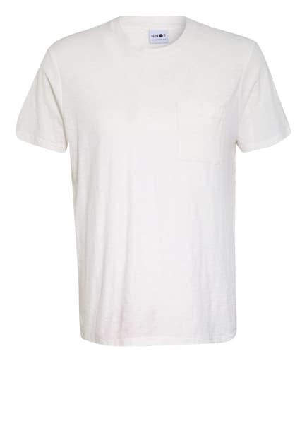 NN07 T-Shirt ASPEN , Farbe: CREME (Bild 1)