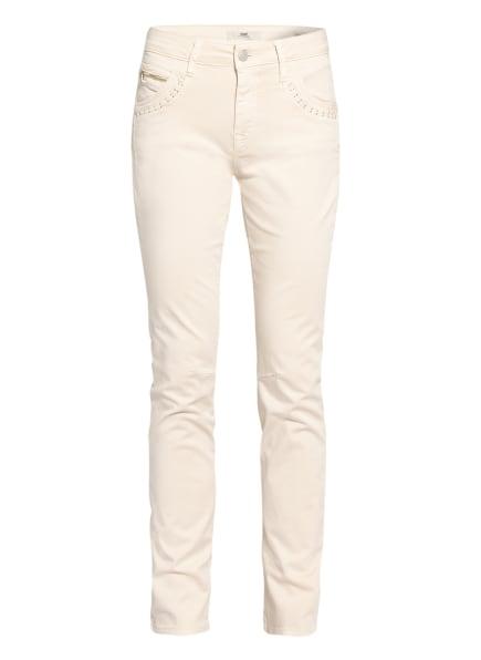 mavi Jeans SOPHIE mit Nietenbesatz, Farbe: 33412 almond sateen milk str (Bild 1)