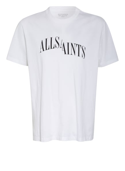 ALL SAINTS T-Shirt DROPOUT, Farbe: WEISS (Bild 1)