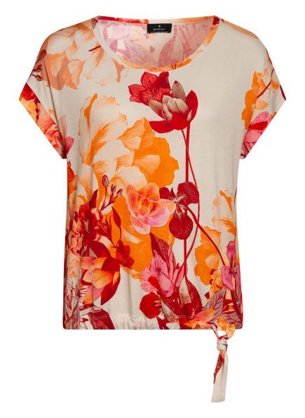 monari T-Shirt, Farbe: CREME/ ROT/ ORANGE (Bild 1)