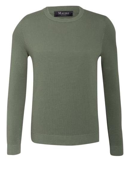 MAERZ MUENCHEN Pullover, Farbe: OLIV (Bild 1)