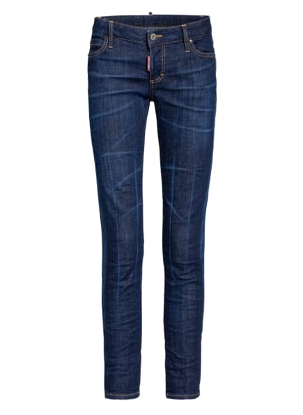 DSQUARED2 Skinny Jeans JENNIFER, Farbe: 470 BLUE (Bild 1)