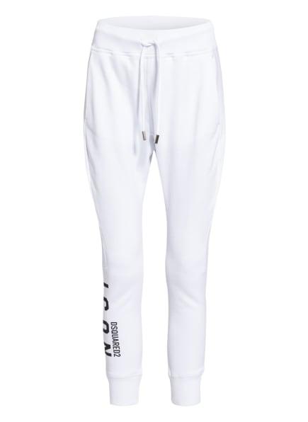 DSQUARED2 Sweatpants , Farbe: 100 WHITE (Bild 1)