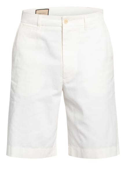 GUCCI Chino-Shorts, Farbe: ECRU (Bild 1)