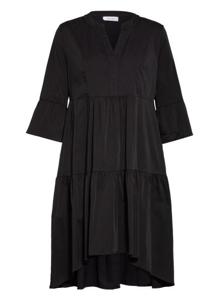 darling harbour Kleid mit 3/4-Arm, Farbe: SCHWARZ (Bild 1)