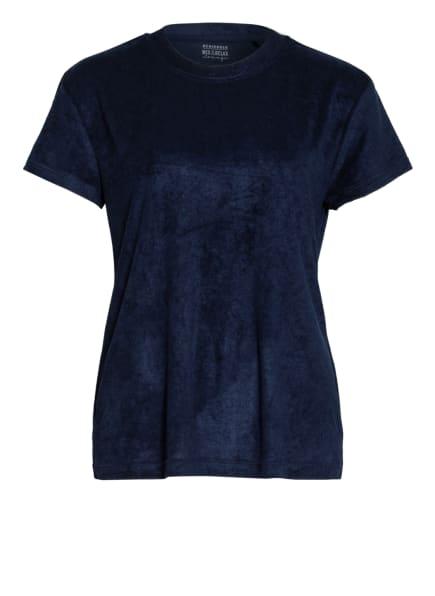 SCHIESSER Lounge-Shirt MIX+RELAX, Farbe: DUNKELBLAU (Bild 1)