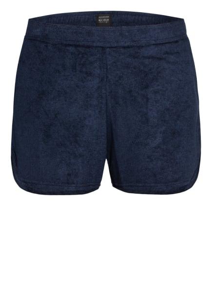 SCHIESSER Lounge-Shorts, Farbe: DUNKELBLAU (Bild 1)