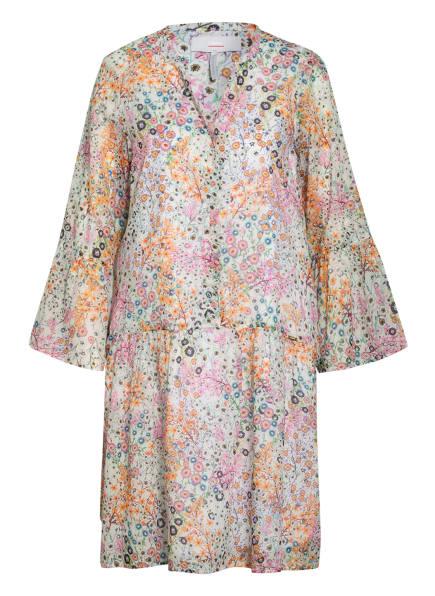 CINQUE Kleid CIDAKARO, Farbe: ROSA/ ORANGE/ HELLBLAU (Bild 1)