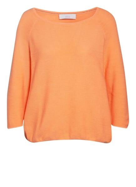 CINQUE Pullover CIELLA mit 3/4-Arm, Farbe: ORANGE (Bild 1)