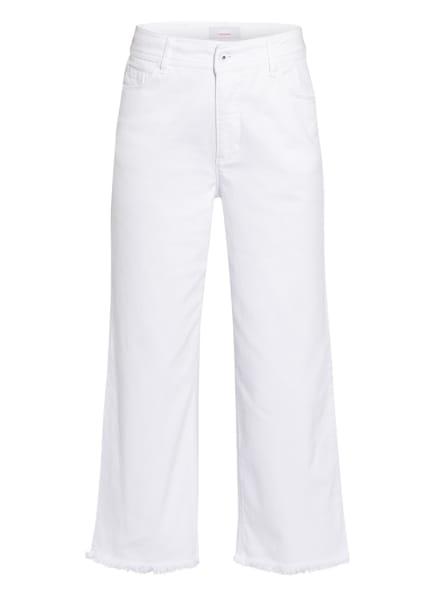 CINQUE Jeans-Culotte CISAIL, Farbe: WEISS (Bild 1)