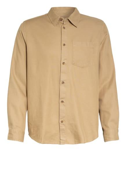 Nudie Jeans Hemd CHUCK Regular Fit, Farbe: BEIGE (Bild 1)